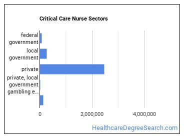 Critical Care Nurse Sectors