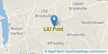 Location of LIU Post