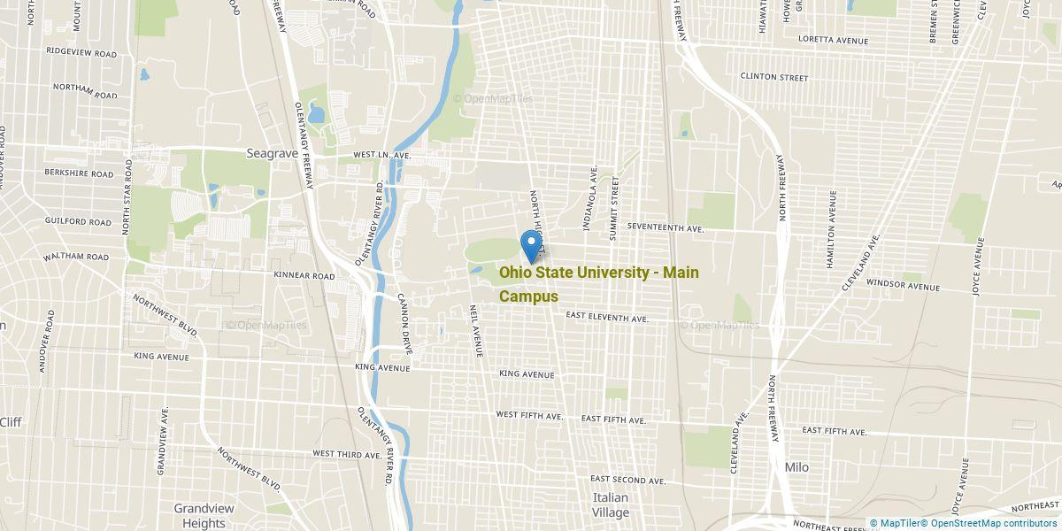 Download Ohio State University Campus Background