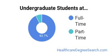 Full-Time vs. Part-Time Undergraduate Students at  Ole Miss