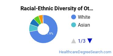 Racial-Ethnic Diversity of Other Allied Health and Medical Assisting Services Students with Bachelor's Degrees