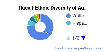Racial-Ethnic Diversity of Audiology Students with Bachelor's Degrees