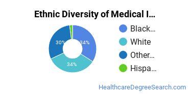 Medical Biller/Insurance Specialist Majors in VA Ethnic Diversity Statistics