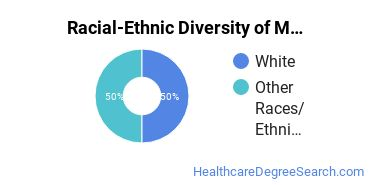 Racial-Ethnic Diversity of Medical Office Assistant/Specialist Students with Bachelor's Degrees