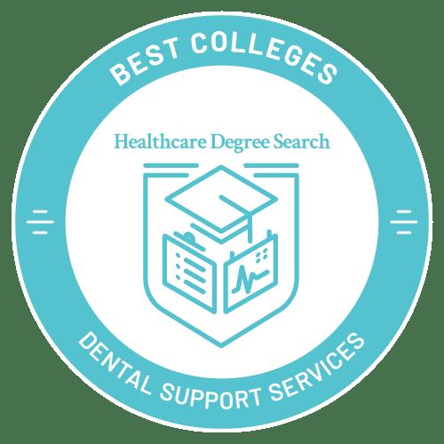 Top Schools in Dental Support