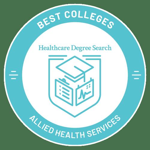 Top Rhode Island Schools in Allied Health Services