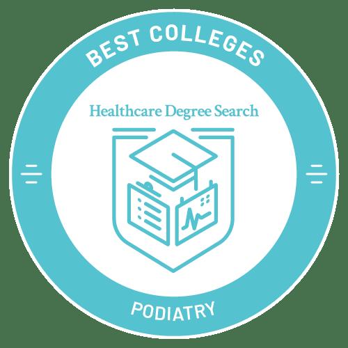 Top Schools in Podiatry