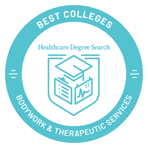 Top Schools for an Associate's in Bodywork & Therapeutic Services